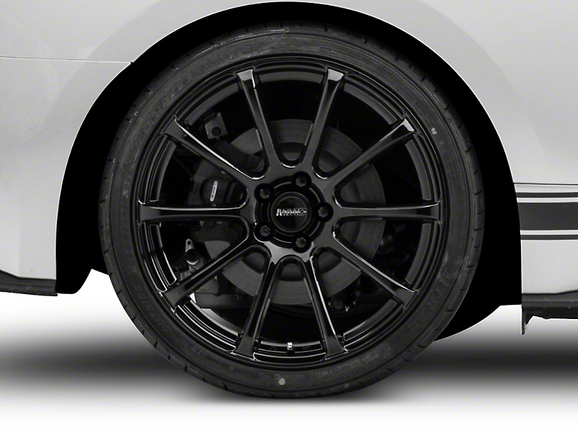 MMD Axim Black Wheel - 20x10 (15-17 All)