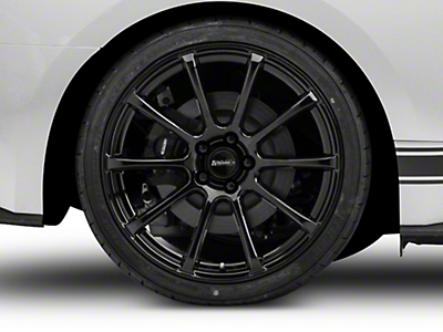 MMD Axim Black Wheel - 20x10 (15-18 All)