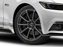 MMD Axim Charcoal Wheel; 20x10 (15-20 GT, EcoBoost, V6)