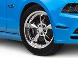 Bullitt Motorsport Chrome Wheel; 18x9 (10-14 Standard GT, V6)