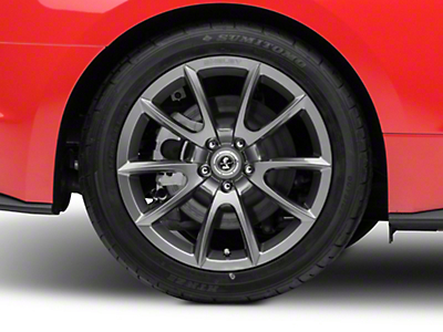 Shelby Super Snake Style Charcoal Wheel - 19x10 (15-17 All)