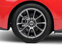 Shelby Super Snake Style Charcoal Wheel; Rear Only; 19x10 (15-21 GT, EcoBoost, V6)