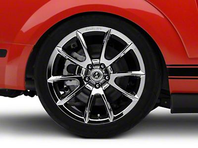 Shelby Super Snake Style Chrome Wheel - 20x10 (05-14 All)
