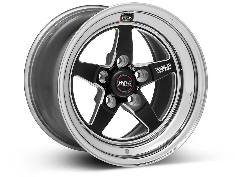 Weld Racing RT S S71 Black Wheel