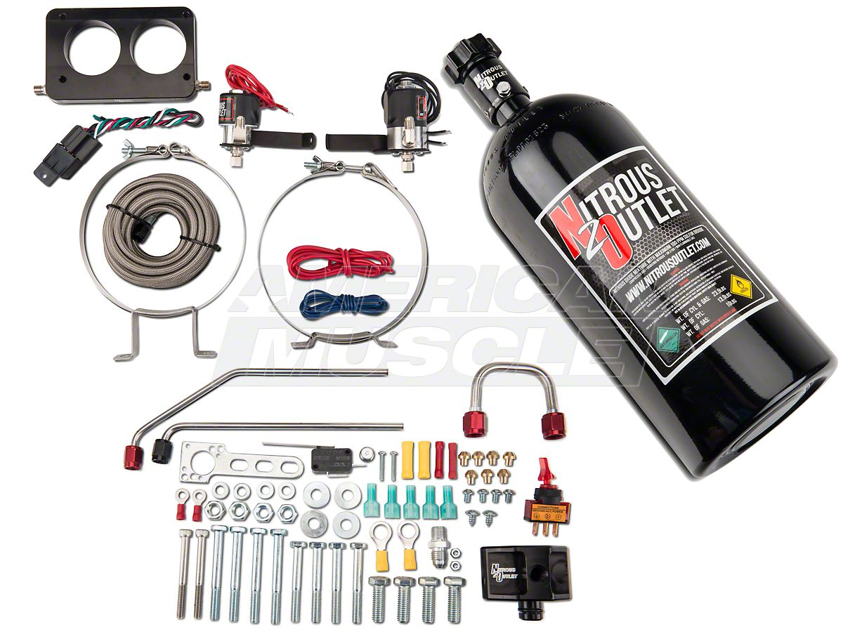 Nitrous Outlet Plate System (05-10 GT)