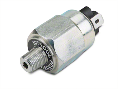 Nitrous Outlet Adjustable Bottle Pressure Switch - 750-1200 PSI (79-18 All)