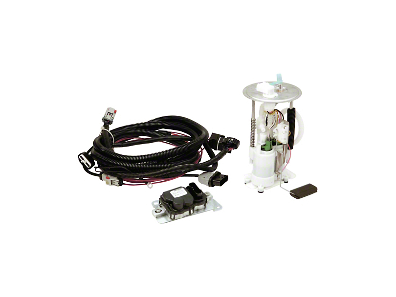ford performance mustang high performance dual fuel pump