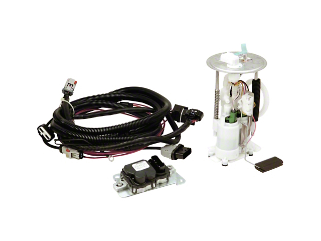 Ford Performance High Performance Dual Fuel Pump Kit (2010 GT)