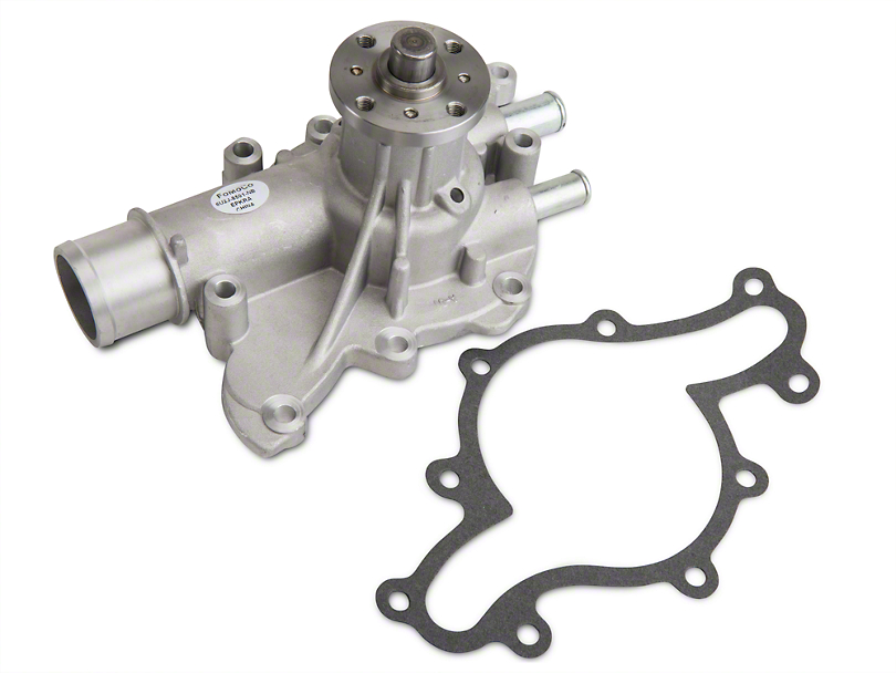 Ford Performance Water Pump - Short Serpentine Belt (94-95 GT)