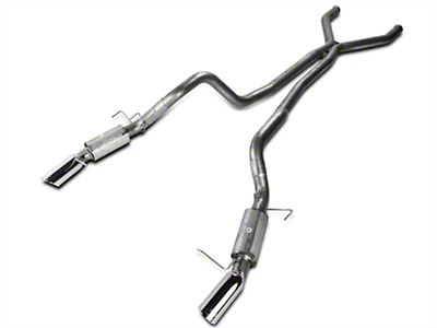 Ford Performance Cat-Back Exhaust - 3 in. (11-14 GT, 11-12 GT500)
