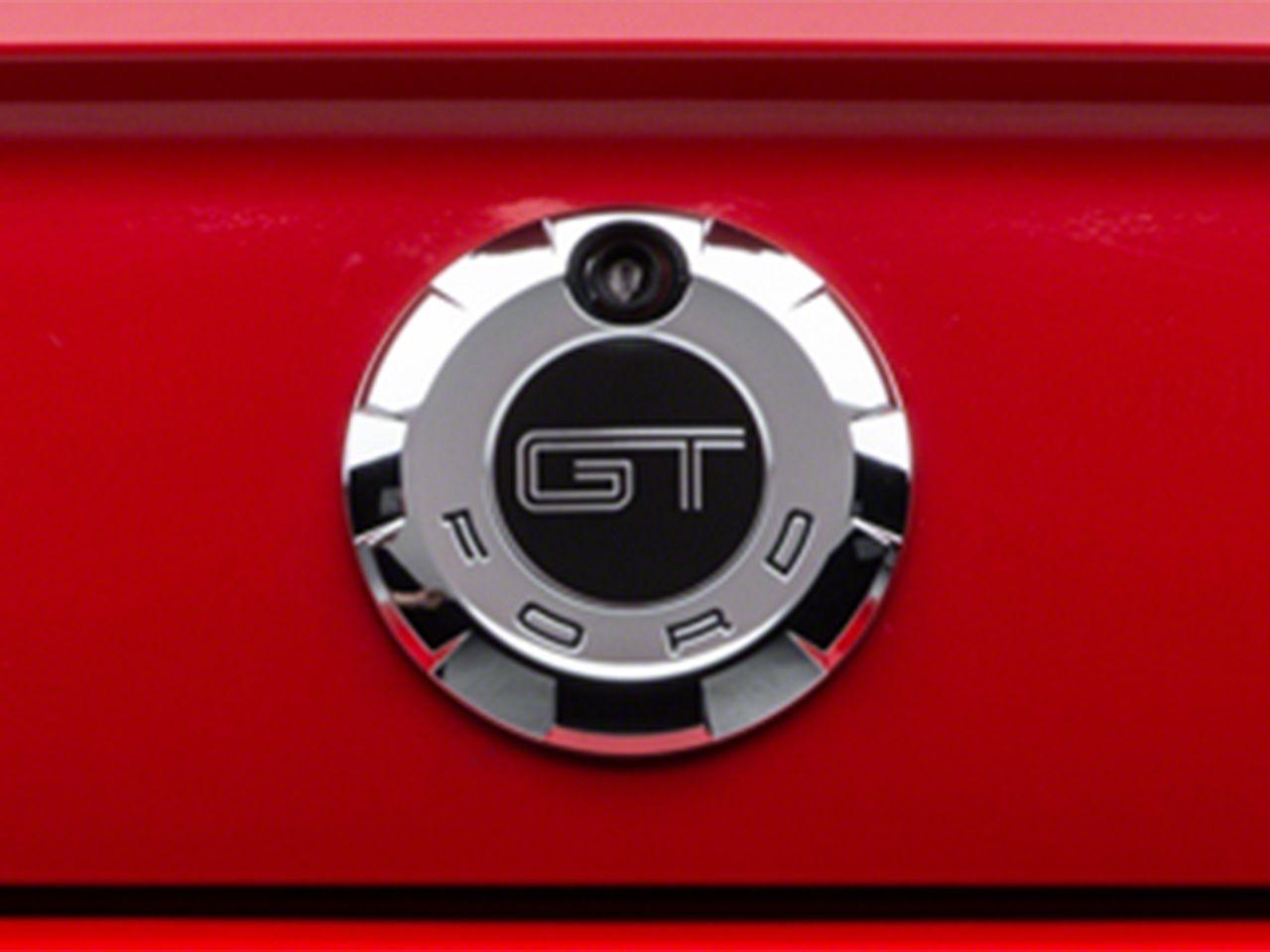 Ford Gt Rear Decklid Emblem   All