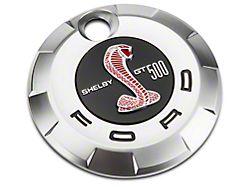 Ford GT500 Rear Decklid Emblem - Red (07-09 All)
