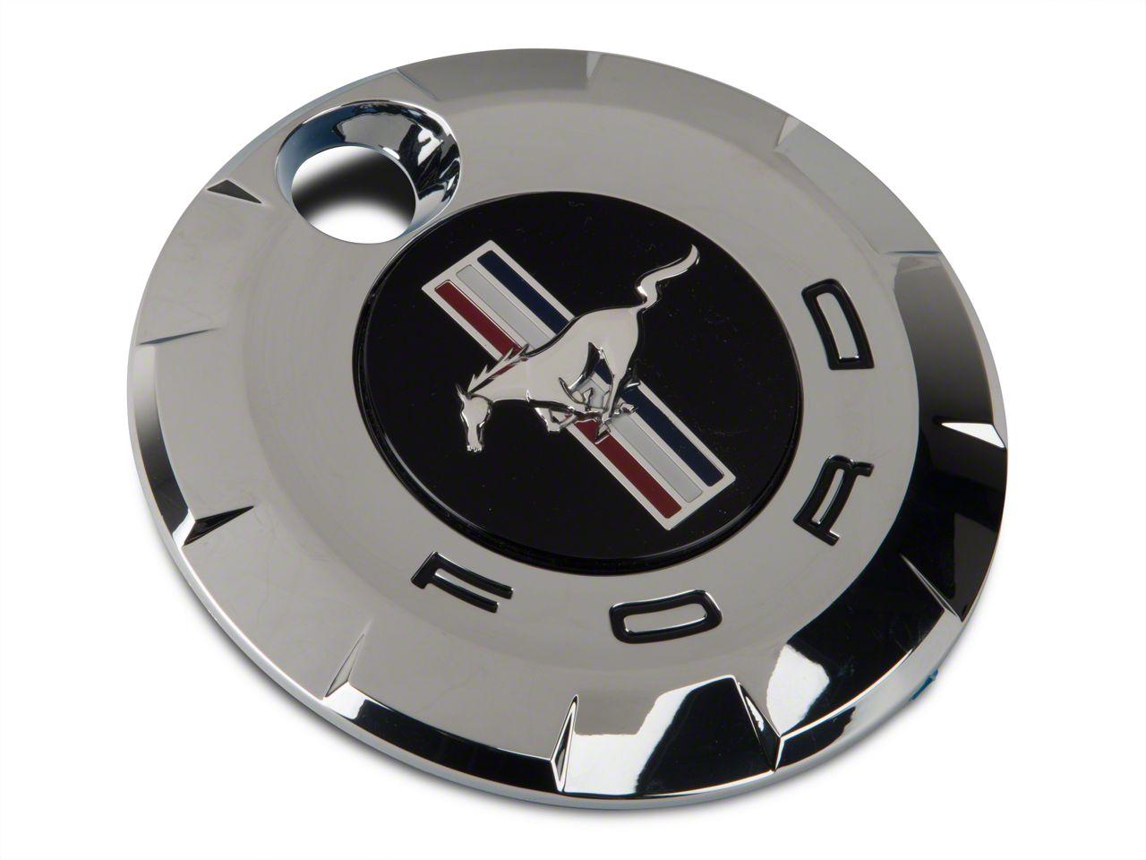 Ford Tri-bar Running Pony Rear Decklid Emblem (05-09 All)