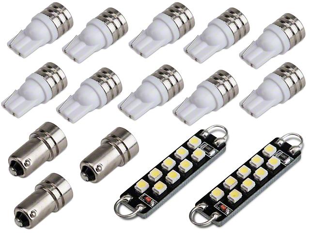 Axial Interior LED Conversion Upgrade Kit (84-93 All)