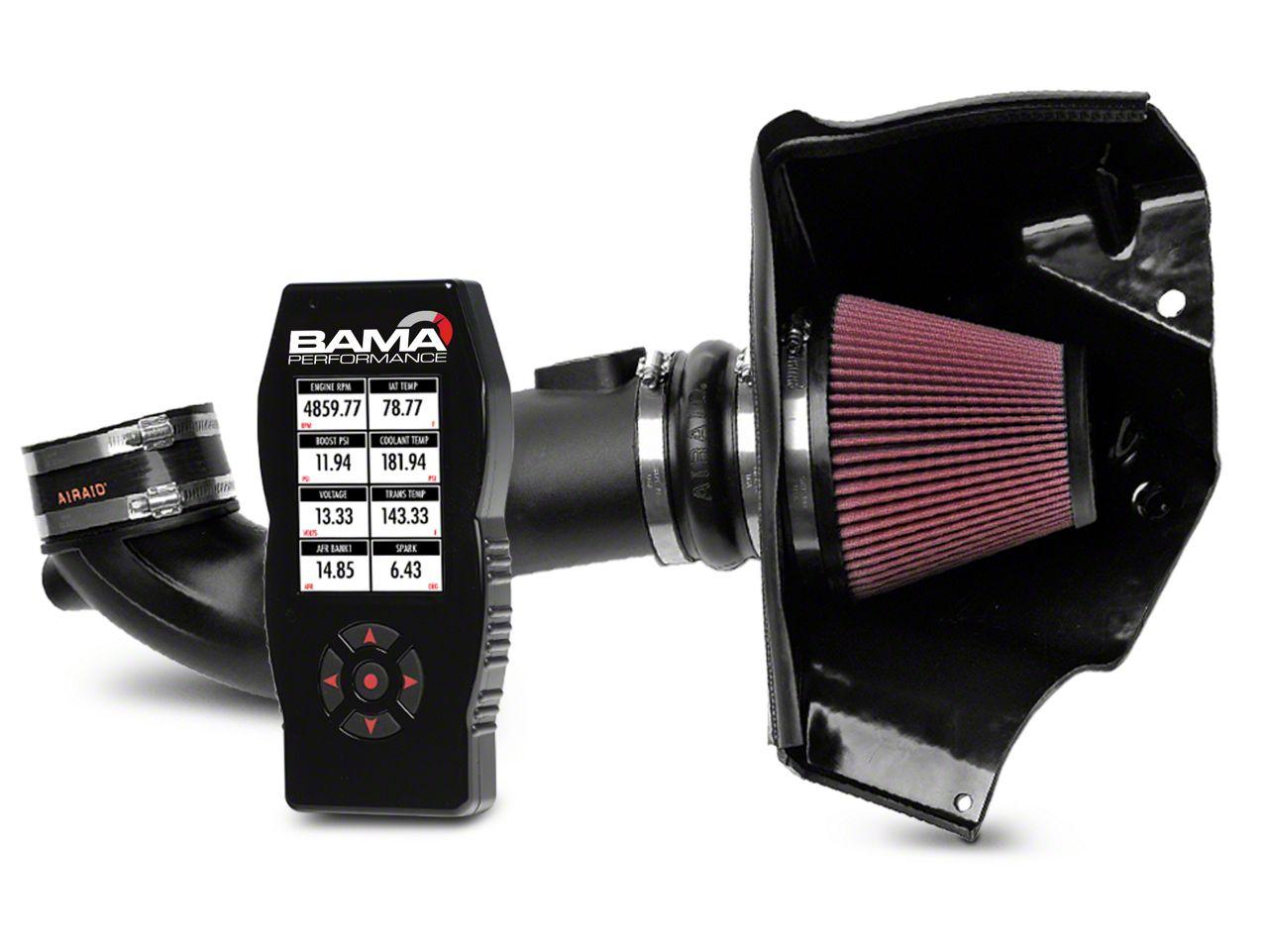 Airaid Race Cold Air Intake & BAMA X4 Tuner (05-09 GT)