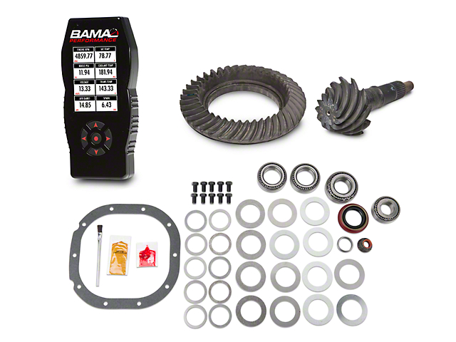 Ford Performance 4.10 Gears and BAMA X4/SF4 Power Flash Tuner (05-09 GT, Bullitt)