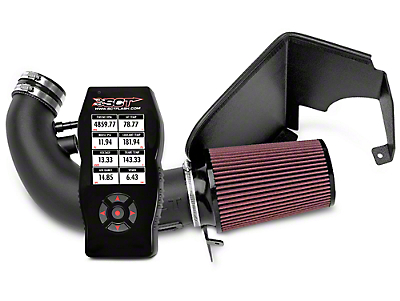 JLT Cold Air Intake and Bama X4 Tuner (11-14 GT)
