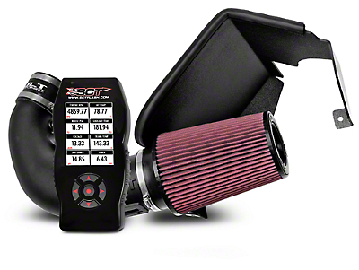 JLT CAI and BAMA X4 Tuner (12-13 BOSS 302)