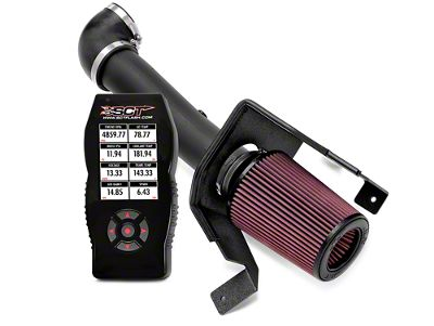 JLT Next Generation Cold Air Intake and BAMA X4 Tuner (05-09 V6)