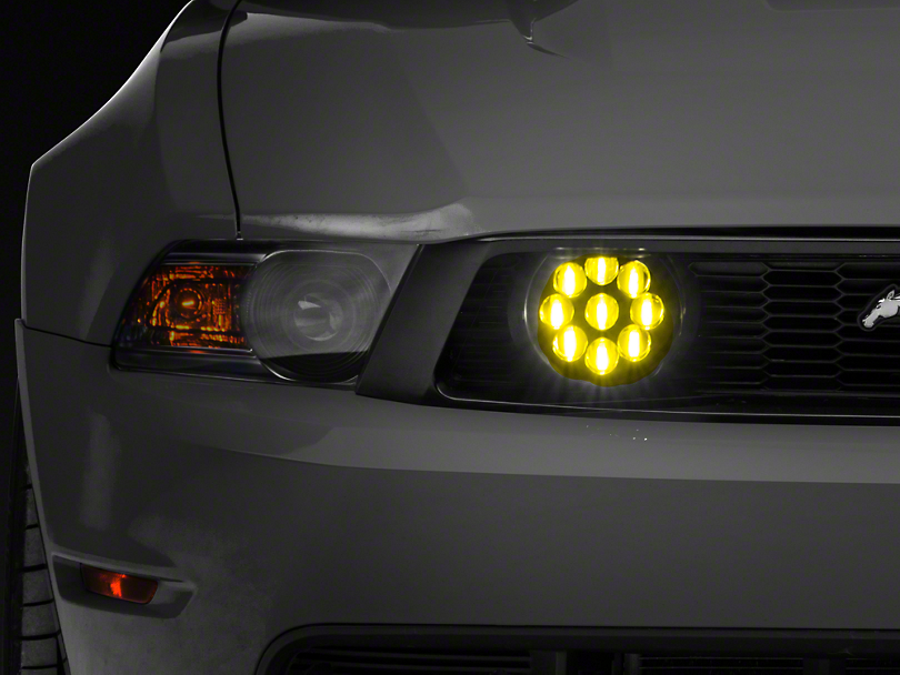 Raxiom Yellow LED Fog Lights (05-12 GT)