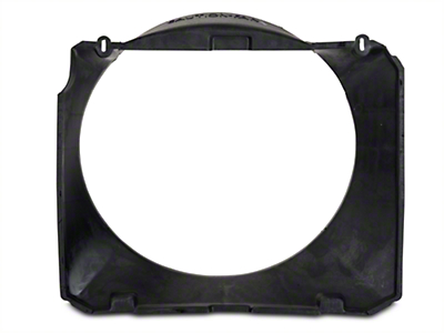 OPR Replacement Radiator Shroud (79-84 V8; 85 Auto V8)