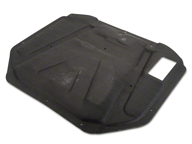 OPR Hood Insulation Liner (83-86 All, Excluding SVO)