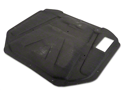 OPR Hood Insulation Liner (83-86 All, Excluding SVO)