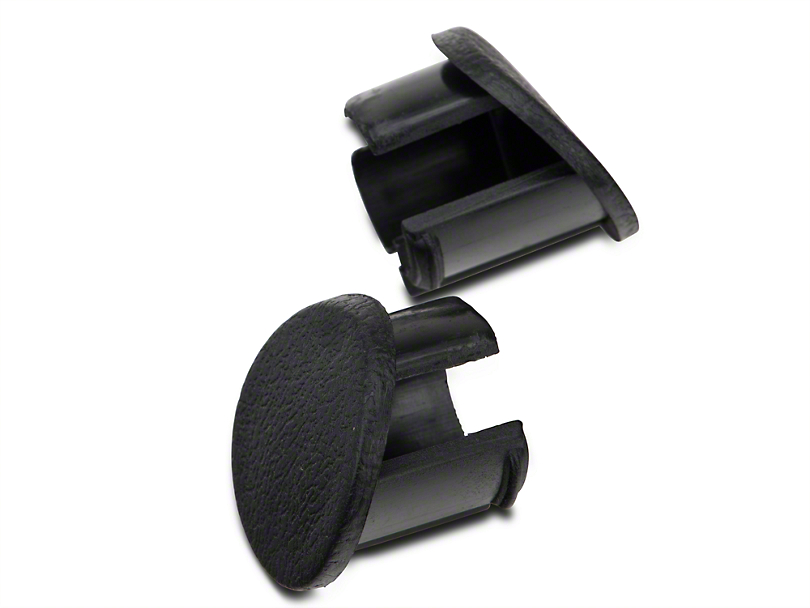 OPR Black Door Armrest Plugs - Right Side (87-93 All)