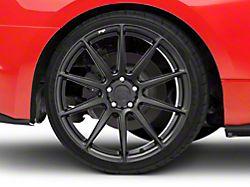 Niche Essen Matte Black Wheel 20x10 - Rear Only (15-19 All)