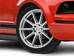 Niche Essen Silver Wheel 20x9 (05-09 All)