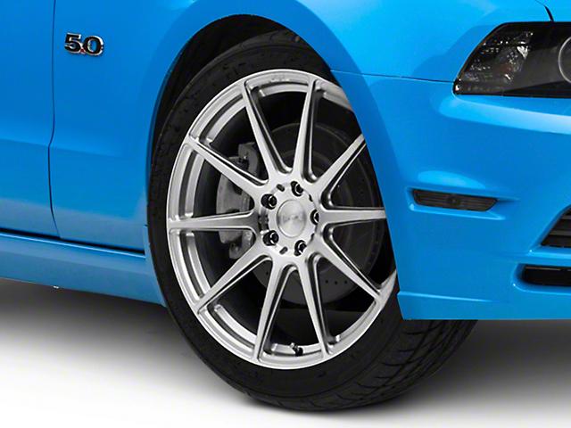 Niche Essen Silver Wheel 20x9 (10-14 All)