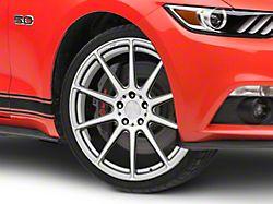 Niche Essen Silver Wheel 20x9 (15-20 GT, EcoBoost, V6)
