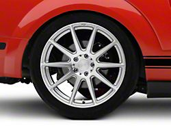 Niche Essen Silver Wheel 20x10 - Rear Only (05-14 All)