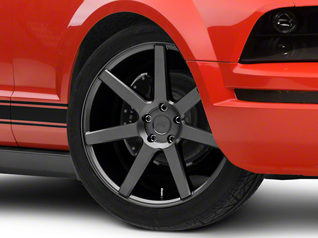 Niche Verona Anthracite Wheel - 20x9 (05-14 All)