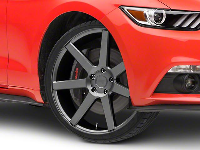 Niche Verona Anthracite Wheel - 20x9 (15-19 GT, EcoBoost, V6)