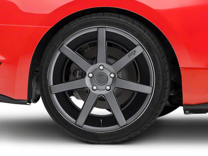 Niche Verona Anthracite Wheel - 20x10 (15-18 GT, EcoBoost, V6)