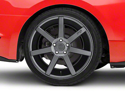 Niche Verona Anthracite Wheel - 20x10 (15-17 All)