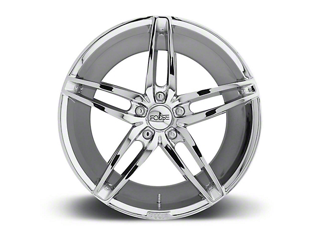 Foose Stallion Chrome Wheel - 20x10 (15-17 All)