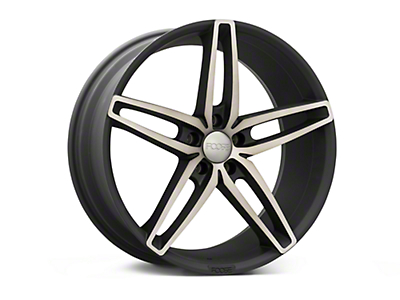 Foose Stallion Double Dark Wheel - 20x8.5 (15-17 All)