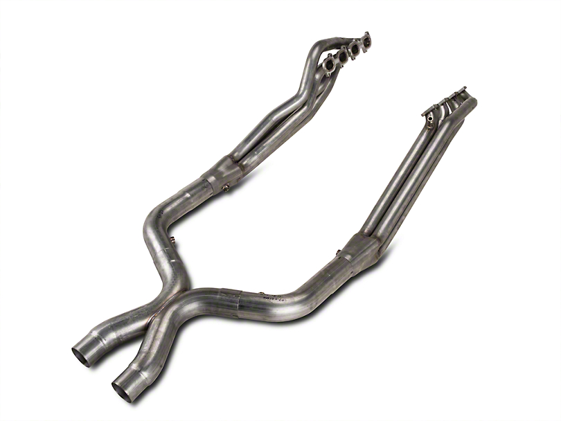Stainless Works 1-7/8 in. Long Tube Headers & Off-Road X-Pipe Kit (11-14 GT500)
