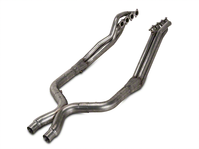 Stainless Works 1-7/8 in. Long Tube Headers & Off-Road X-Pipe Kit (07-10 GT500)