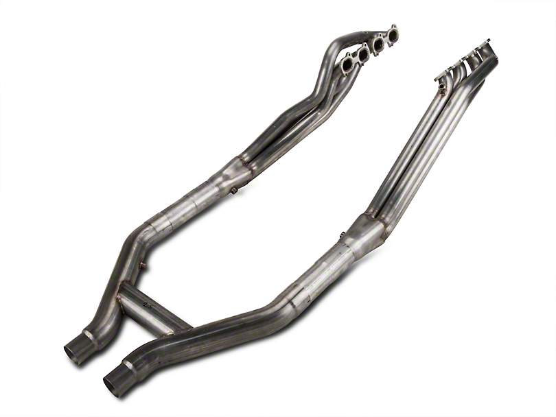 Stainless Works 1-7/8 in. Long Tube Headers & Off-Road H-Pipe Kit (07-10 GT500)