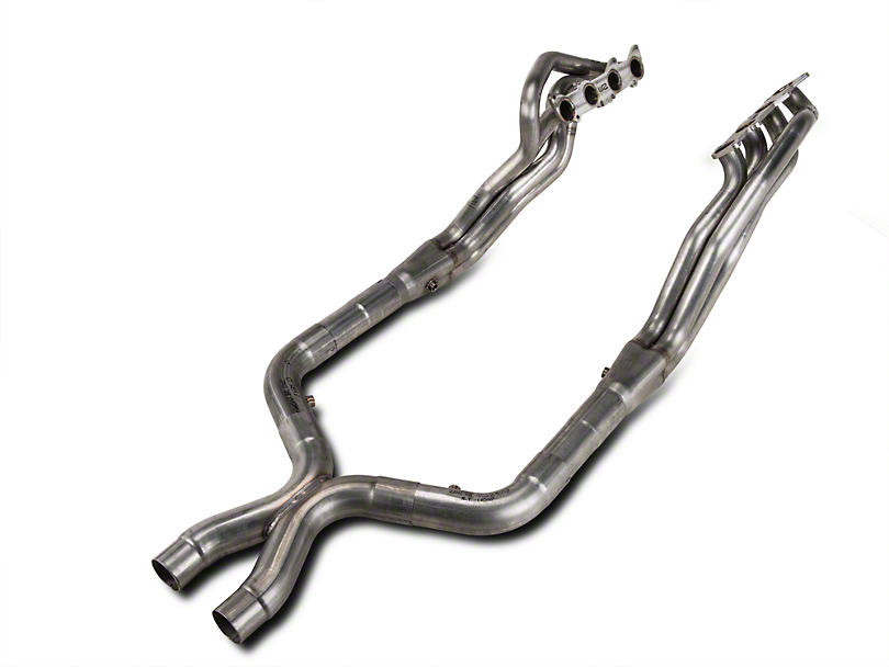 Stainless Works 1-7/8 in. Long Tube Headers w/ Off-Road X-Pipe (11-14 GT)