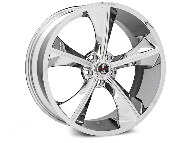 Shelby CS70 Chrome Wheel - 20x9 (05-14 All)