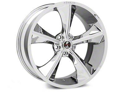 Shelby CS70 Chrome Wheel - 20x9 (15-17 All)