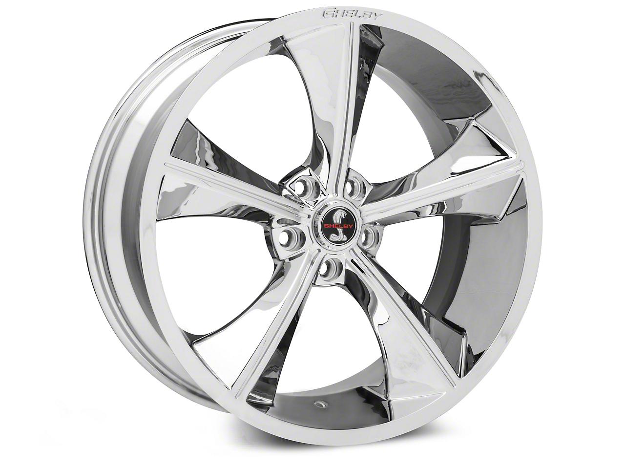 Shelby CS70 Chrome Wheel - 20x9 (15-17 All)