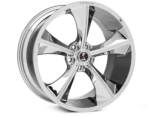 Shelby CS70 Chrome Wheel - 20x10 (05-14 All)