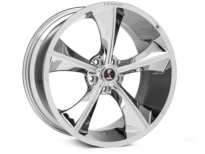 Shelby CS70 Chrome Wheel - 20x10 (15-17 All)