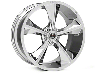 Shelby CS70 Chrome Wheel - 20x10 (15-17 All)