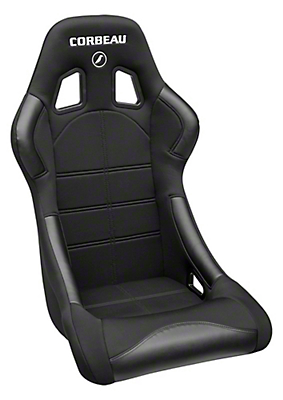 Corbeau Forza Seat - Black (79-17 All)